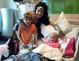 Gal Gadot sorprende a sus fans en un hospital infantil vestida de Wonder Woman