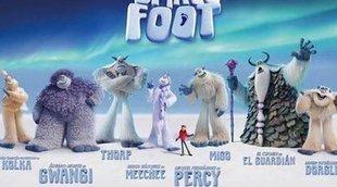 Berta Vázquez y su primera experiencia cantando en 'Smallfoot'