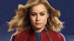 Brie Larson tiene un montón de películas por contrato como Capitana Marvel