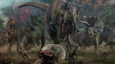 Unboxing de las ediciones especiales de 'Jurassic World: El reino caído'