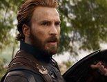 Chris Evans aclara el significado de su tuit de despedida como Capitán América