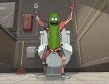 'Rick y Morty' lanza las divertidísimas tomas falsas de Pickle Rick