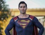 Así luce Tyler Hoechlin con el traje negro de Superman para el crossover 'Elseworlds' del Arrowverso