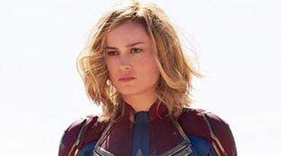 Marvel cambia el origen de 'Capitana Marvel' antes de la película