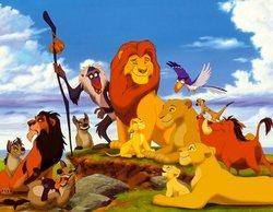 Los actores del remake de 'El rey león' se reúnen en esta foto