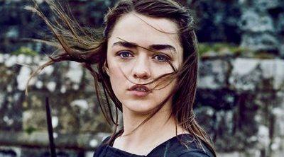 Así fue la última escena de Maisie Williams como Arya Stark