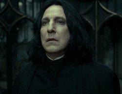 Los actores de 'Harry Potter' recuerdan a Alan Rickman