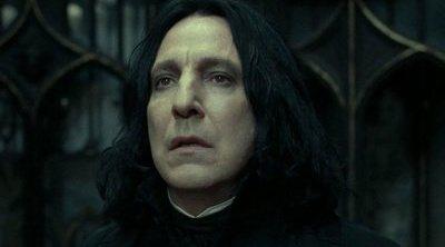 Los actores de 'Harry Potter' recuerdan a Alan Rickman dos años después de su muerte