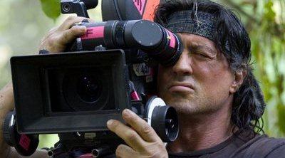 Stallone convertirá un guión descartado de la saga 'Rambo' en una película de terror