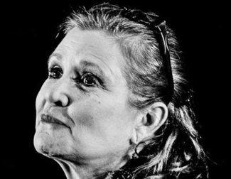 Carrie Fisher más allá de 'Star Wars'