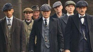 Las nuevas caras de 'Peaky Blinders': Sam Claflin y Brian Gleeson