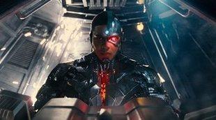 Así era la idea original de Zack Snyder para Cyborg en 'Liga de la Justicia'