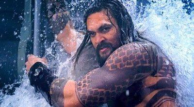 Jason Momoa ya está pensando en ideas para 'Aquaman 2'