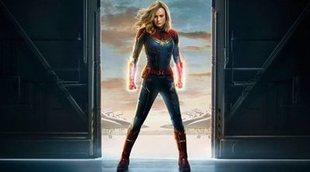 Disney corrige el póster español de 'Capitana Marvel' tras las quejas recibidas