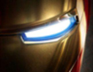 Primer cartel oficial de 'Iron Man'