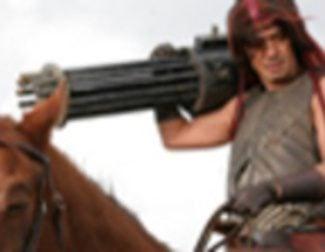 Oficial Fantástico: 'Sukiyaki Western Django'