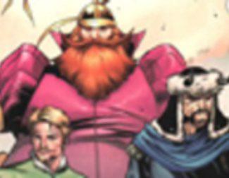 ¿Son De Niro, Law y Cooper los <i>Tres Guerreros</i> de &#39;Thor&#39;?