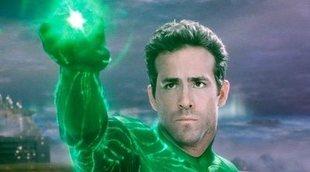 Warner Bros. felicita a Ryan Reynolds con 'Green Lantern' y se lía