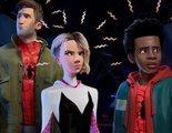'Spider-Man: Un nuevo universo': Los primeros 40 minutos impresionan en Comic-Con París y Londres