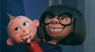 ¿Querías ver a Edna Moda como niñera de Jack-Jack? ¡Deseo concedido!