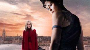 Sverrir Gudnason y Sylvia Hoeks, el pasado de Lisbeth Salander en 'Millennium'