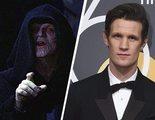 'Star Wars: Episodio IX': Matt Smith podría interpretar a un villano mítico de la saga
