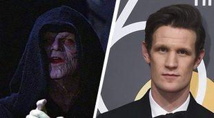 Matt Smith podría interpretar a un villano mítico de 'Star Wars' en el Episodio IX
