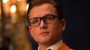 Taron Egerton no estará en 'Kingsman 3'