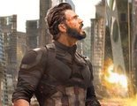 'Vengadores: Infinity War': Capitán América casi pierde su traje de superhéroe