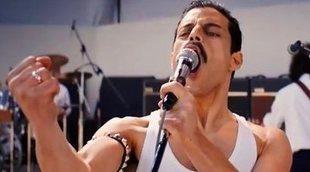 'Bohemian Rhapsody': El vídeo que compara la película con el concierto de real de Queen