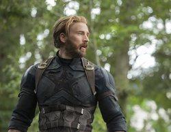 Papá Noel tenía una peculiar escena junto a Capitán América en 'Infinity War'