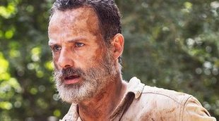 Andrew Lincoln se despide del rodaje de 'The Walking Dead'
