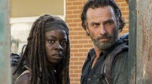 La enorme revelación de Rick y Michonne en 'The Walking Dead'