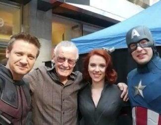 Los seis Vengadores originales rinden homenaje a Stan Lee