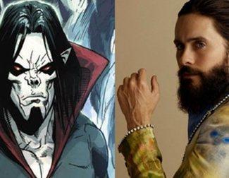Jared Leto se prepara así para su papel de 'Morbius'