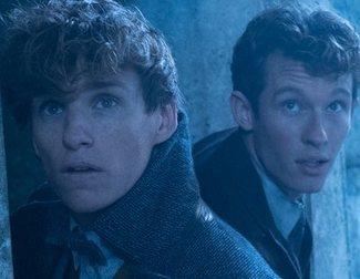 Eddie Redmayne y Callum Turner nos hablan de 'Los crímenes de Grindelwald'