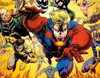 Estos podrían ser los personajes que veremos en 'The Eternals', lo nuevo de Marvel