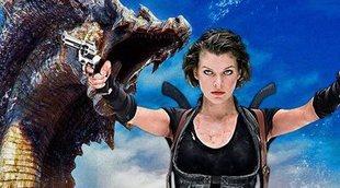 Primera imagen oficial y sinopsis de la película de 'Monster Hunter'