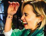 'Juego de Tronos': La verdad detrás del tatuaje de dragones de Emilia Clarke