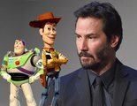 'Toy Story 4' ficha a Keanu Reeves