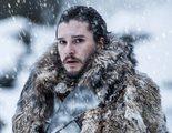 'Juego de Tronos': Kit Harington se despide de Jon Snow con bigote y un corte de pelo
