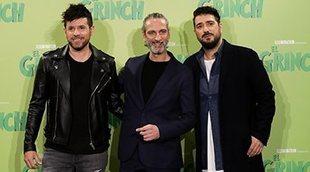 Pablo López, Antonio Orozco o Ernesto Alterio: ¿Quién es más Grinch?
