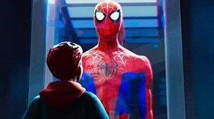 Primeras críticas de 'Spider-Man: Un nuevo universo'