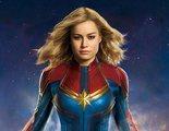 'Capitana Marvel': La nueva figura de Carol Danvers ofrece un vistazo más detallado del traje de los cómics