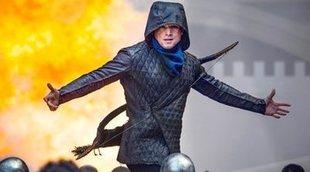 """Taron Egerton: """"'Robin Hood' tiene algo que decir sobre nuestro mundo actual"""""""