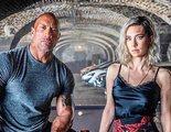 Una nueva foto de 'Hobbs and Shaw' adelanta una secuencia de acción de Dwayne Johnson y Vanessa Kirby