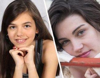 Paula Gallego se despide de 'Cuéntame' como María Alcántara