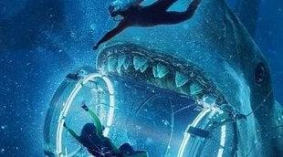 Lanzamientos DVD y Blu-Ray: 'Megalodón, 'La casa de papel'
