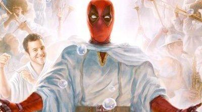 La Iglesia Mormona podría denunciar el póster de 'Once Upon a Deadpool'