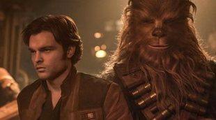 Los Oscar dicen no a 'Han Solo: una historia de Star Wars'